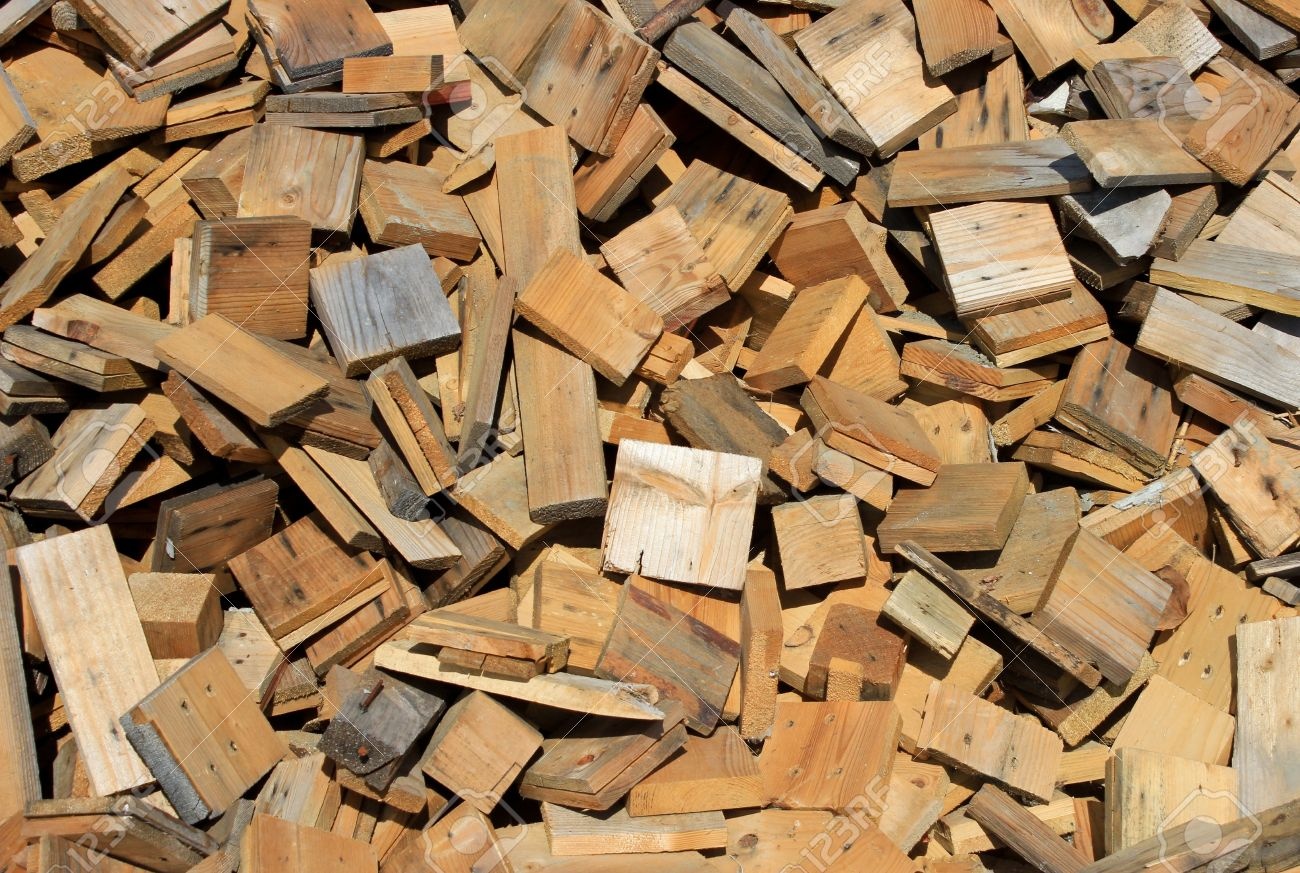 pile of small pieces of scrap wood stock photo picture and royalty