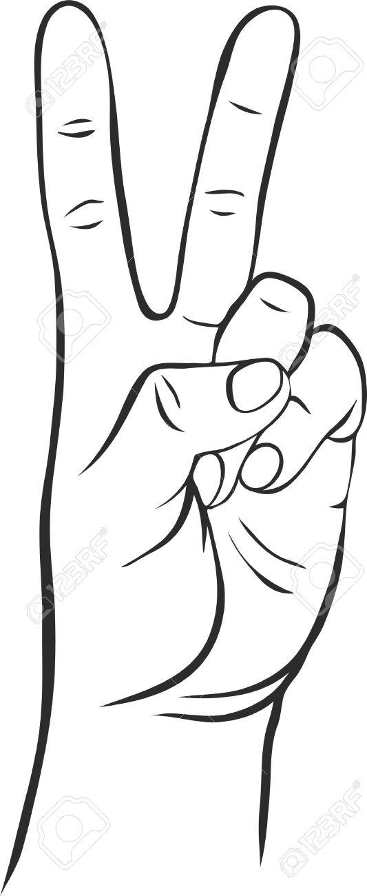 Resultado de imagen de dos dedos