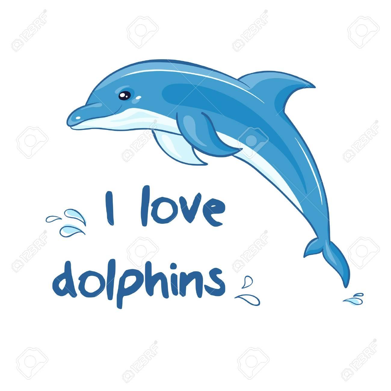 dolphin cartoon stock photos royalty free dolphin cartoon images rh 123rf com dolphin cartoon pictures dolphin cartoon pic