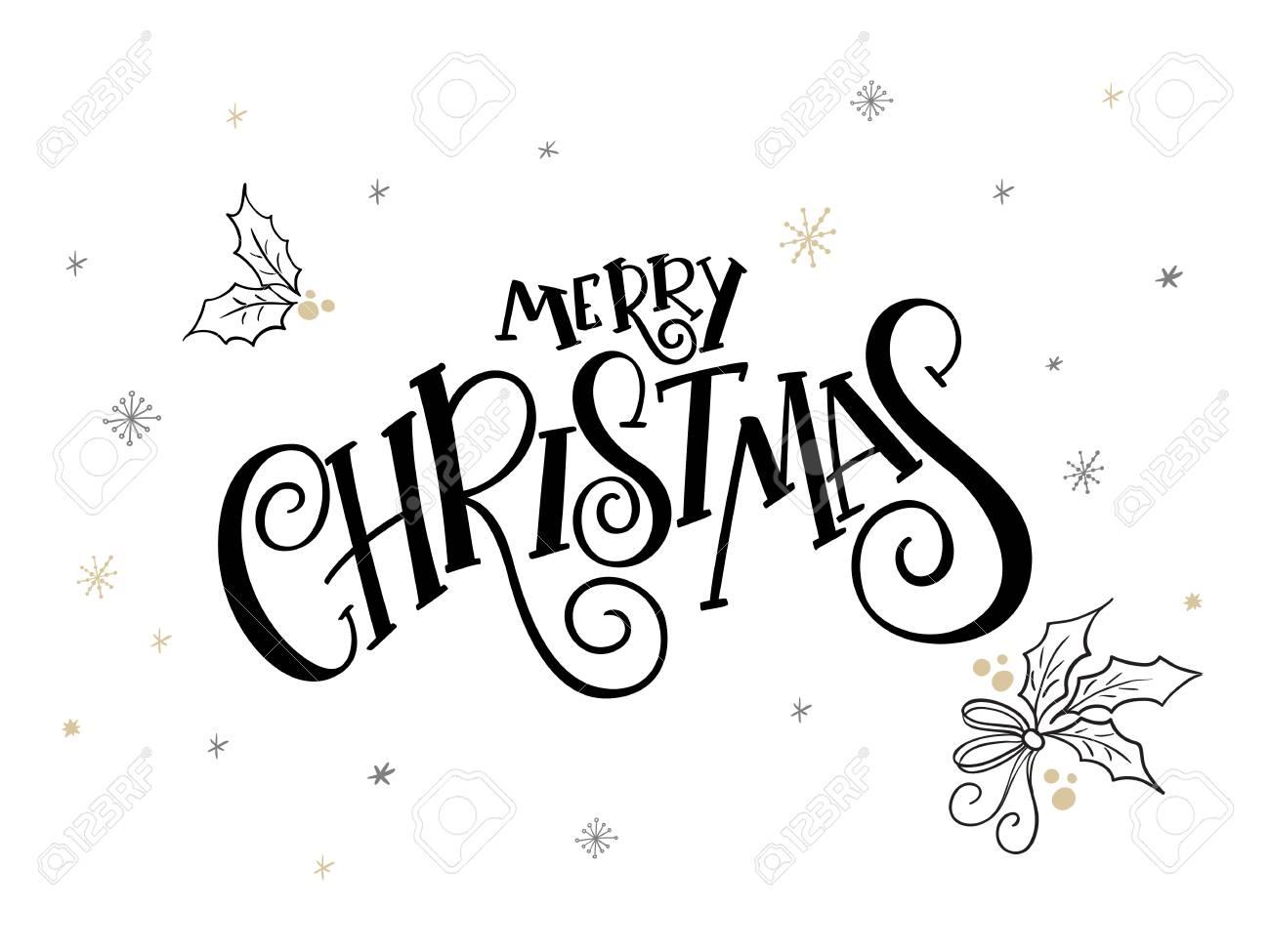 Text Weihnachtsgrüße.Stock Photo