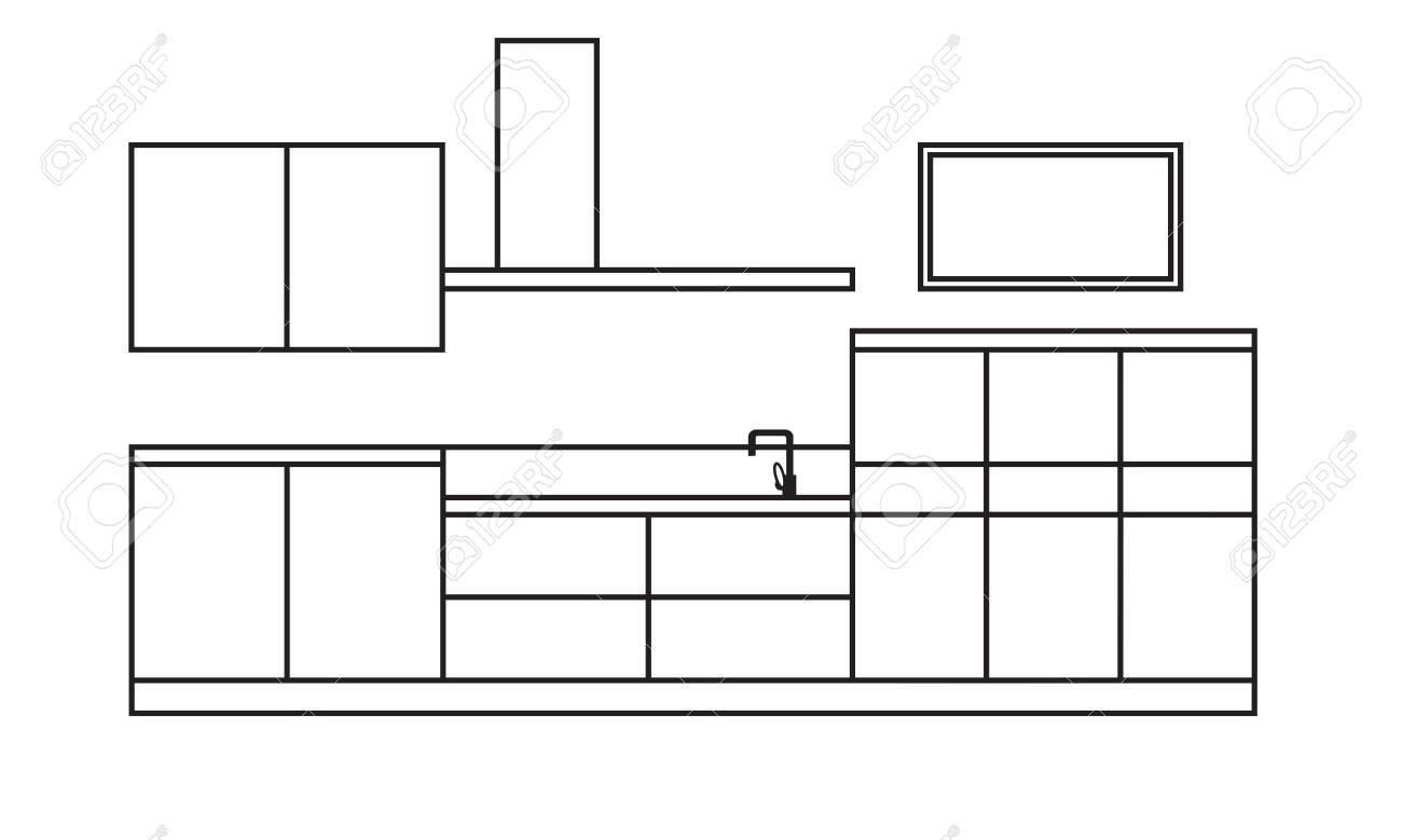 Kitchen Furniture Plan Details @house2homegoods.net