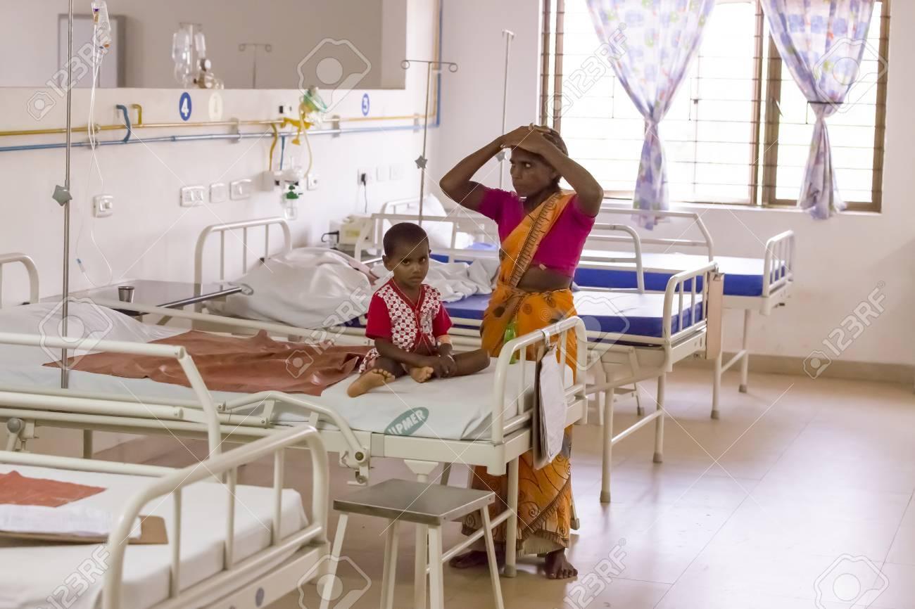Documentary Editorial  Pondicherry Jipmer hospital, India - June