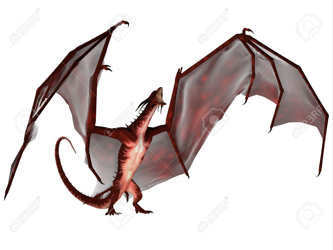 blood dragon scream a creature of myth and fantasy the dragon