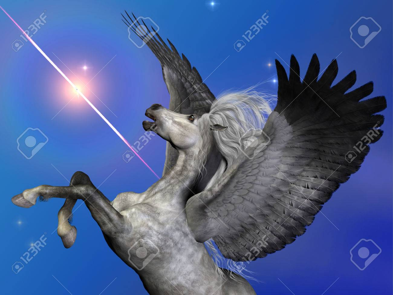 starburst pegasus pegasus is a flying winged horse of ancient