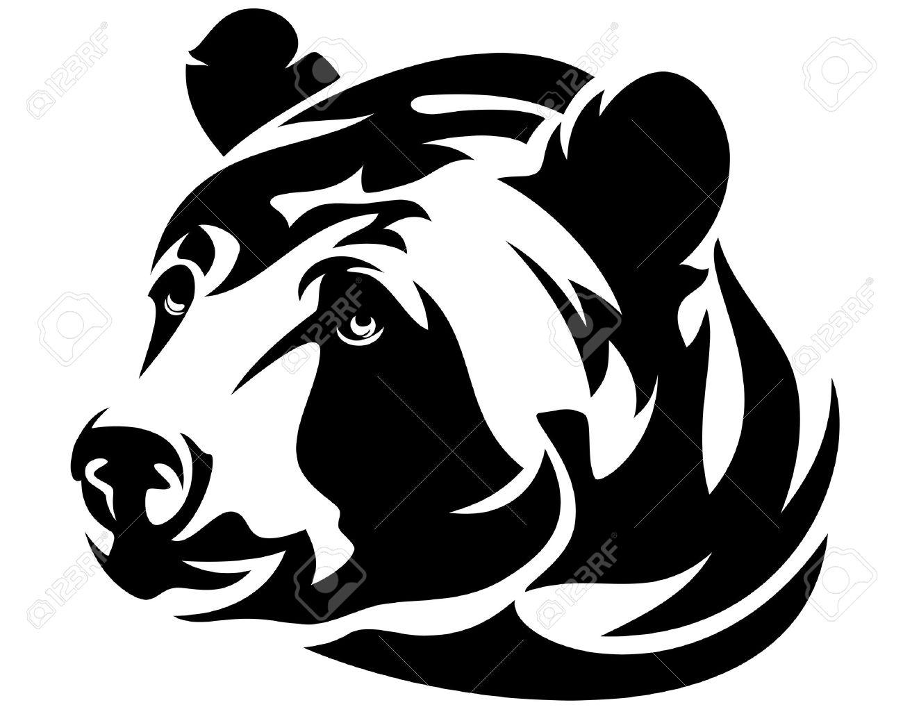 bear vector - 26362905