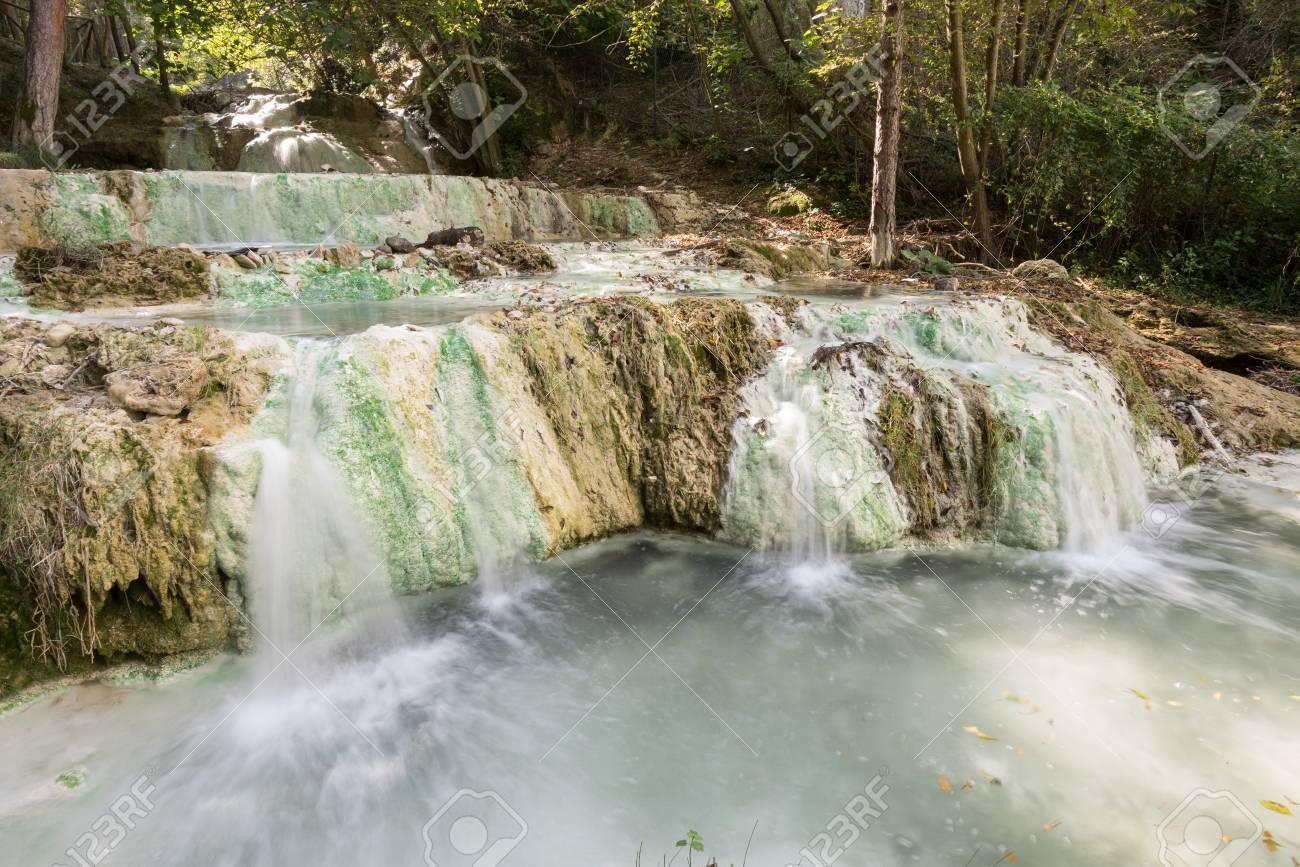 Terme san filippo bagni san filippo tuscany in the province of