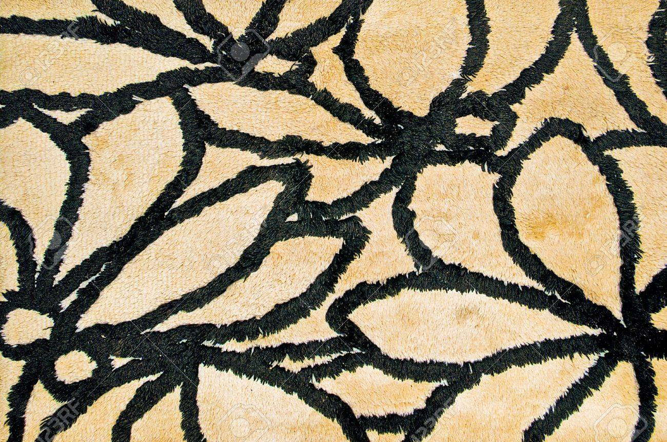 The Abstract pattern  of doormat background Stock Photo - 11953478