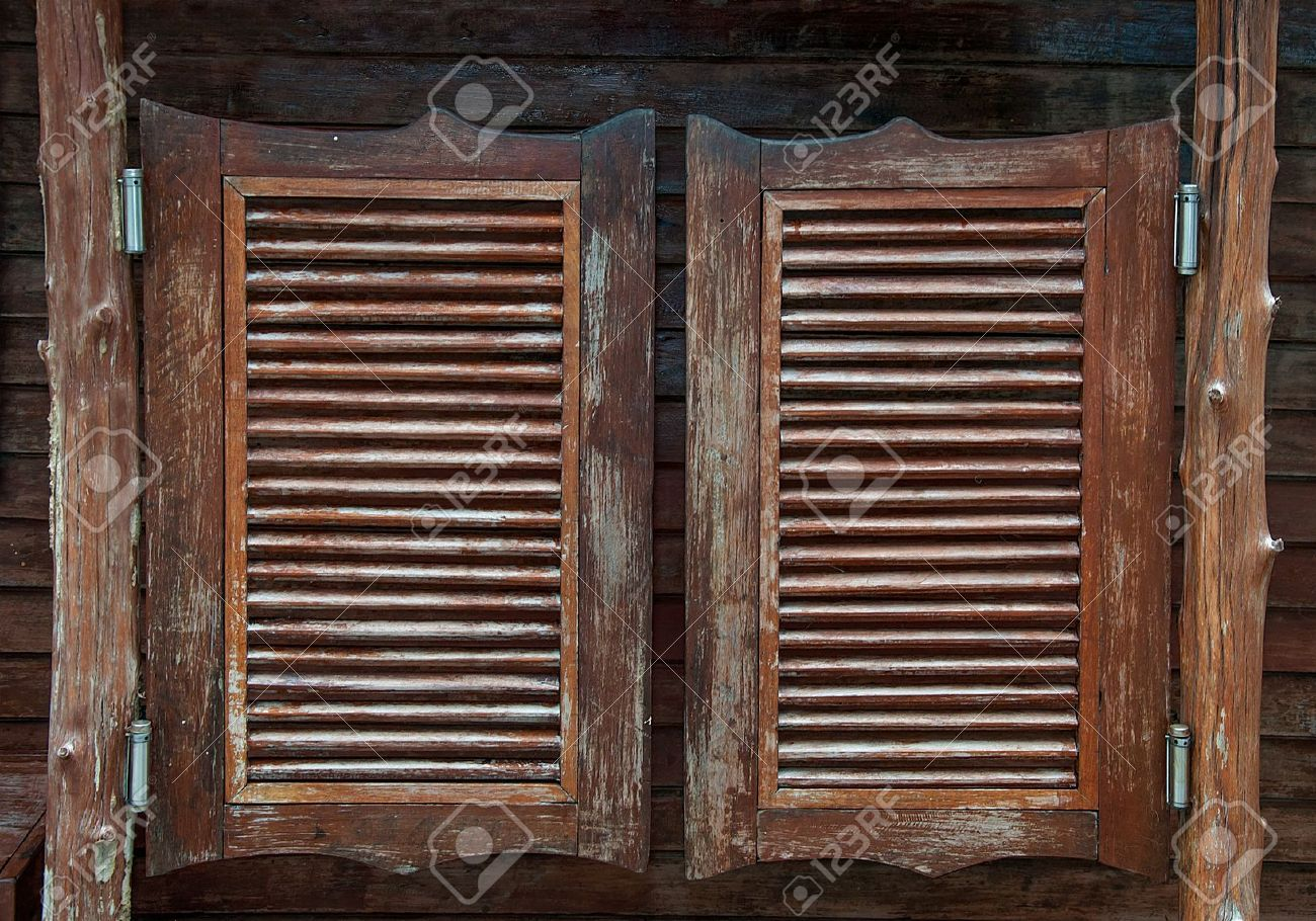 Old western swinging Saloon doors Stock Photo - 21937847 - Old Western Swinging Saloon Doors Stock Photo, Picture And Royalty