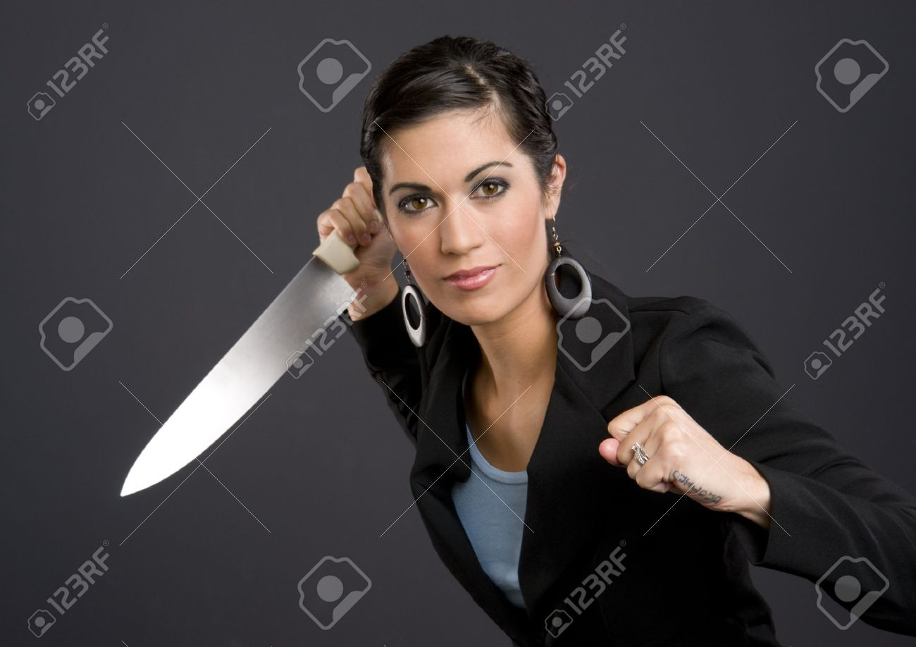 Back Stabber Stock Photo - 14593304