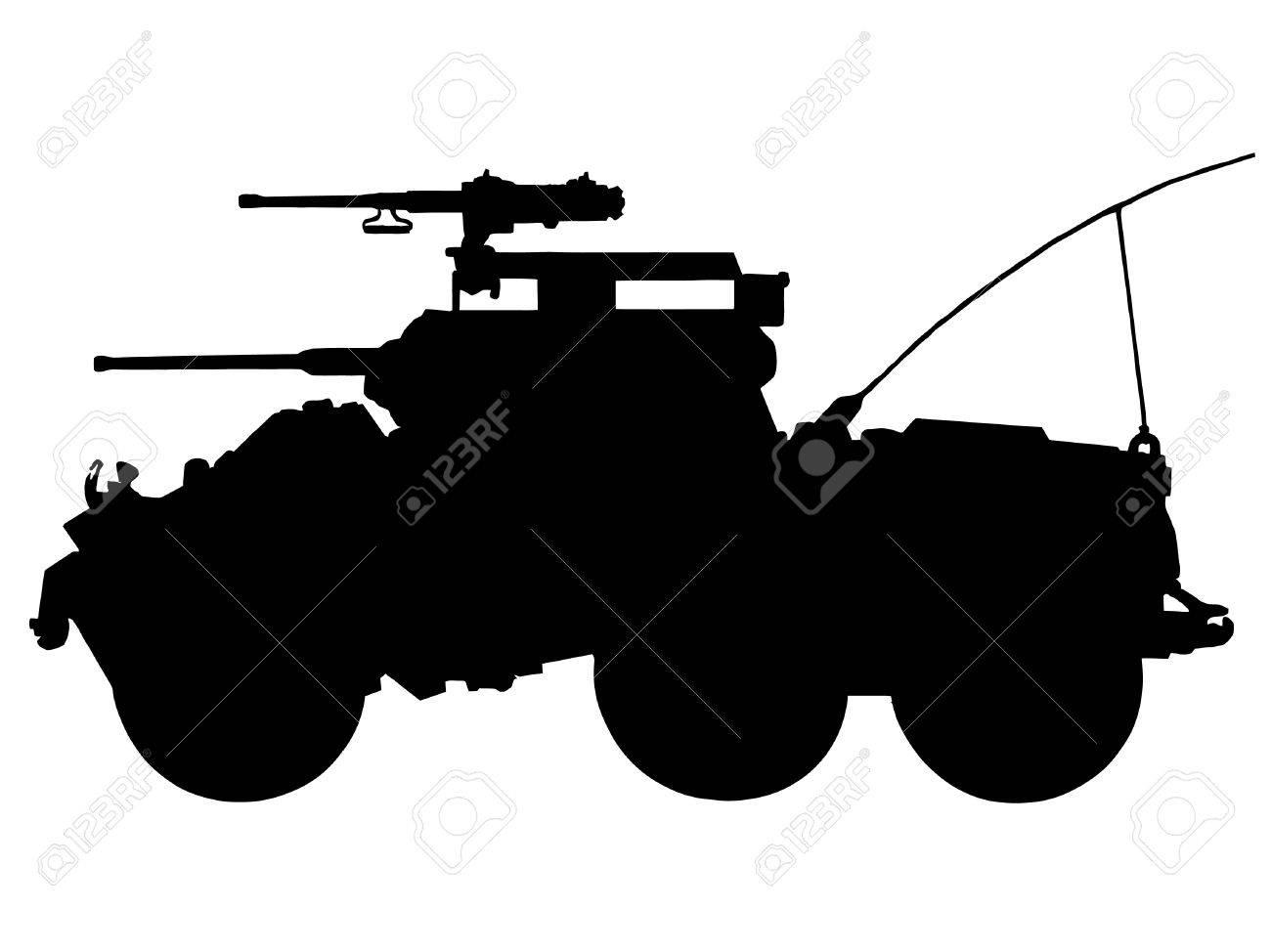 WW2 Series - American M8 Light Armoured Car - 8763798