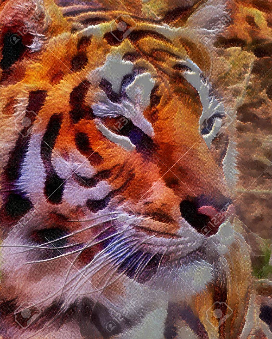 Fantasy Tiger Pictures U2013 Best Tiger Image And Photo Hd 2017