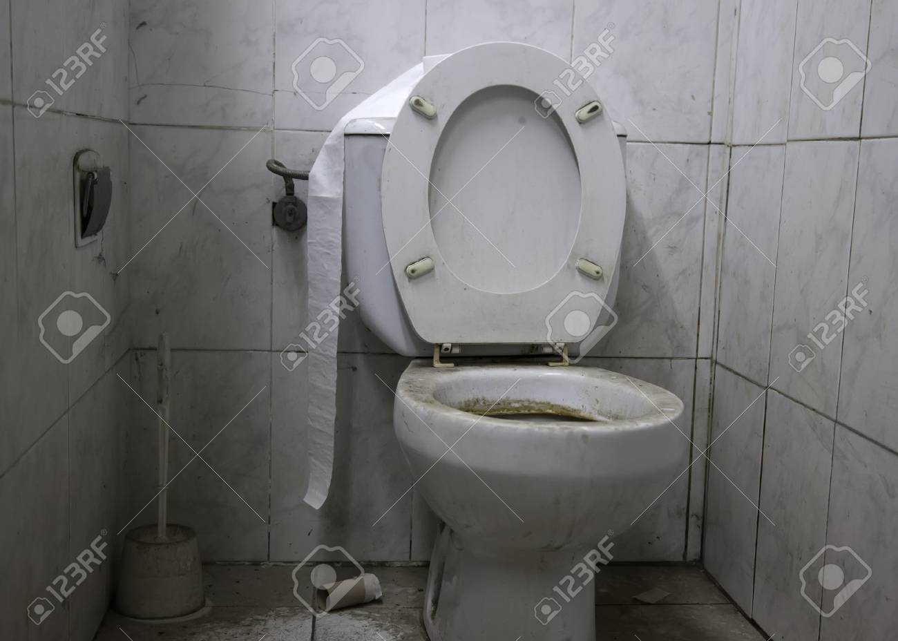 Pleasant Toilet Dirty And Full Of Dust Unhygienic Room Abandonment Pdpeps Interior Chair Design Pdpepsorg