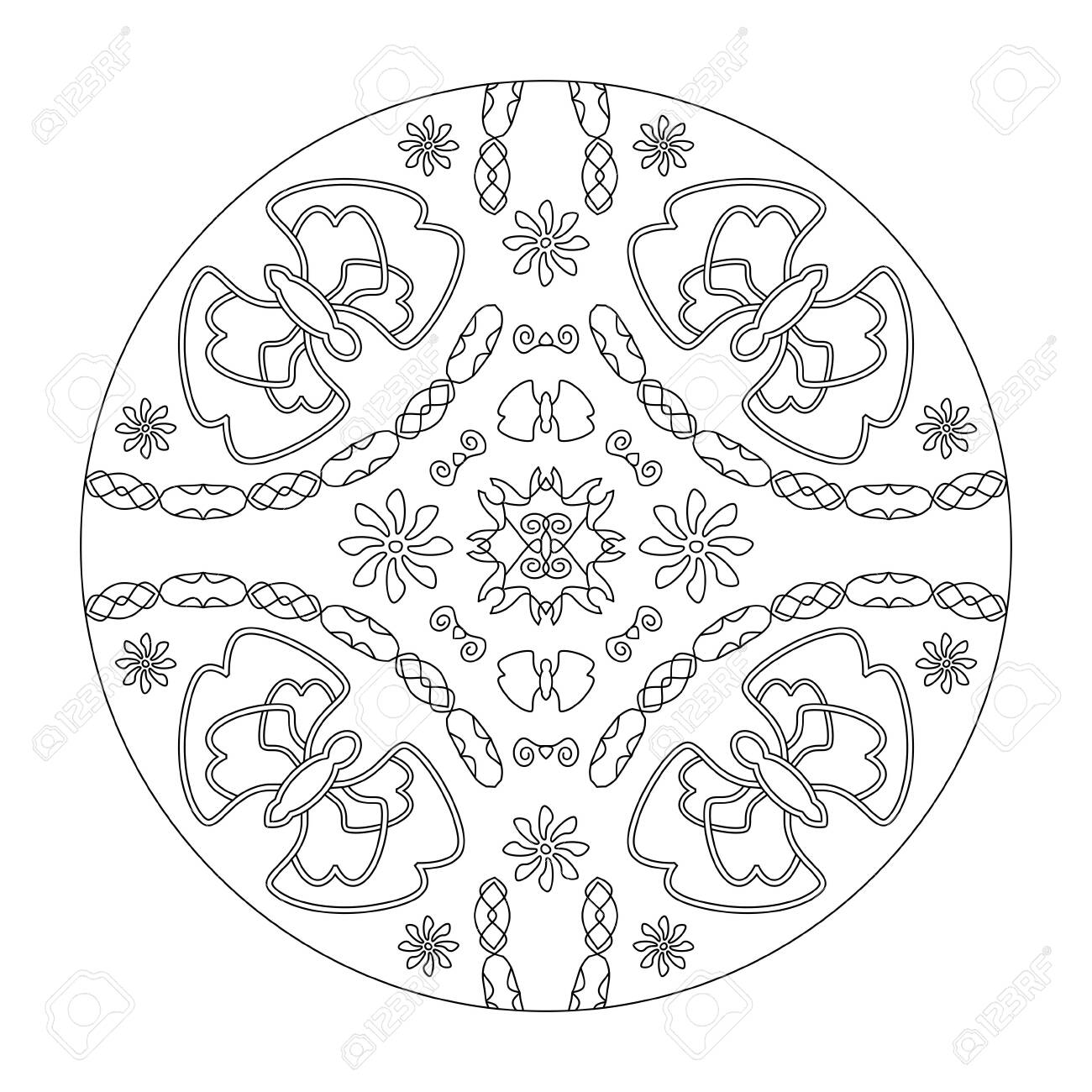 Раскраска антистрессовая огурцы | Paisley coloring pages ... | 1300x1300