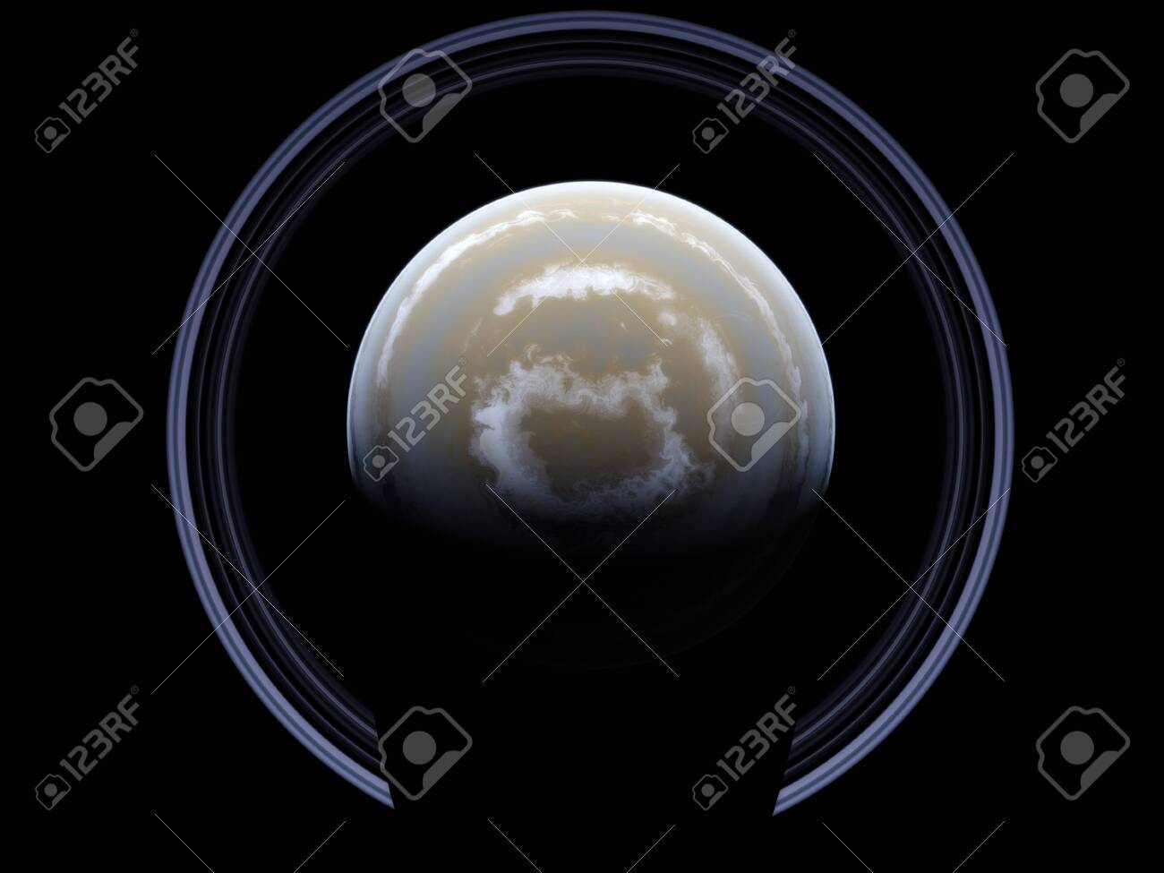 Saturn Science Fiction Space Wallpaper Incredibly Beautiful