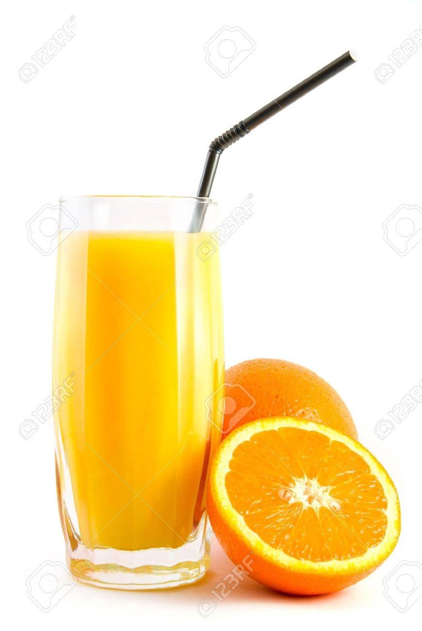 orange juice and oranges Stock Photo - 5572645
