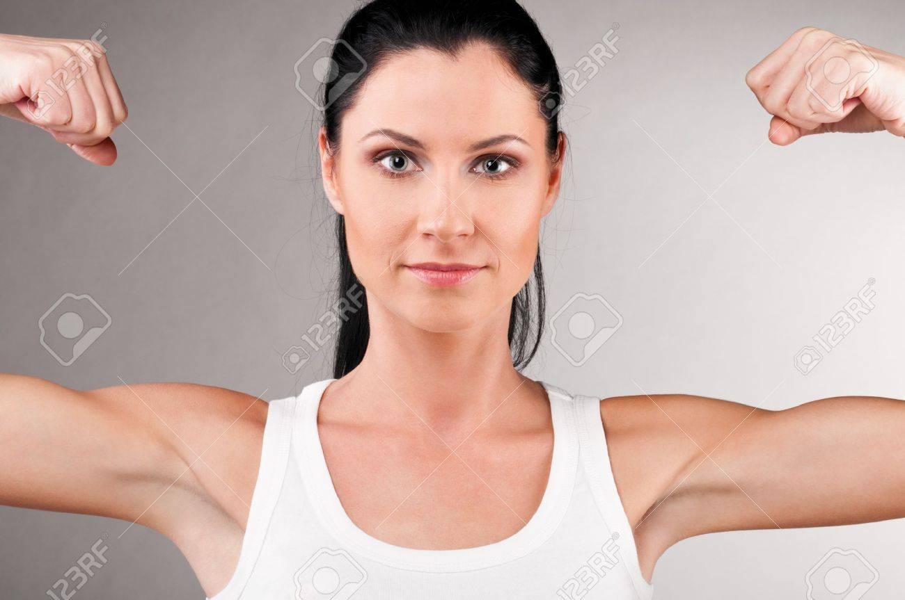 sporty woman Stock Photo - 9056812