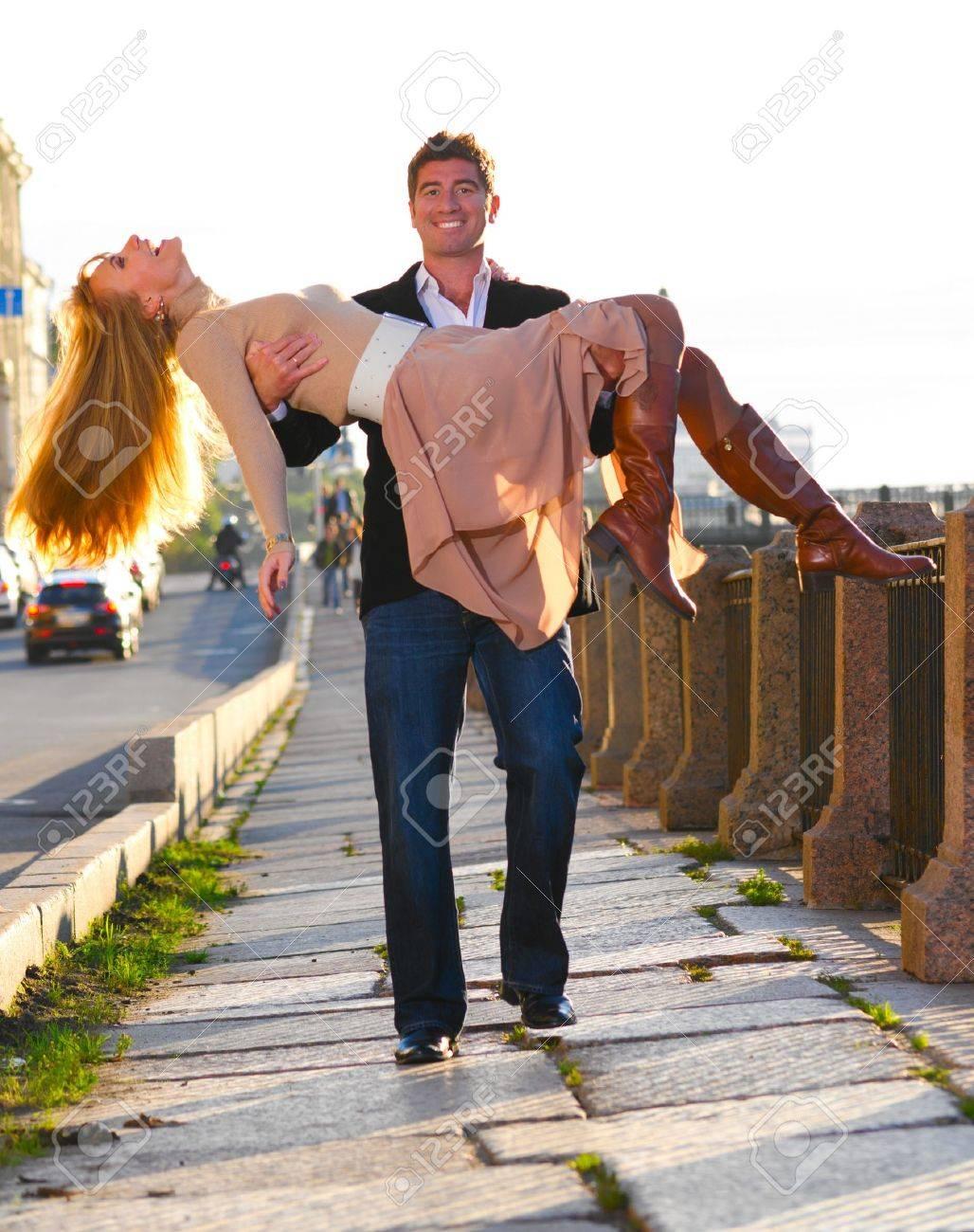 attractive couple Stock Photo - 10731145