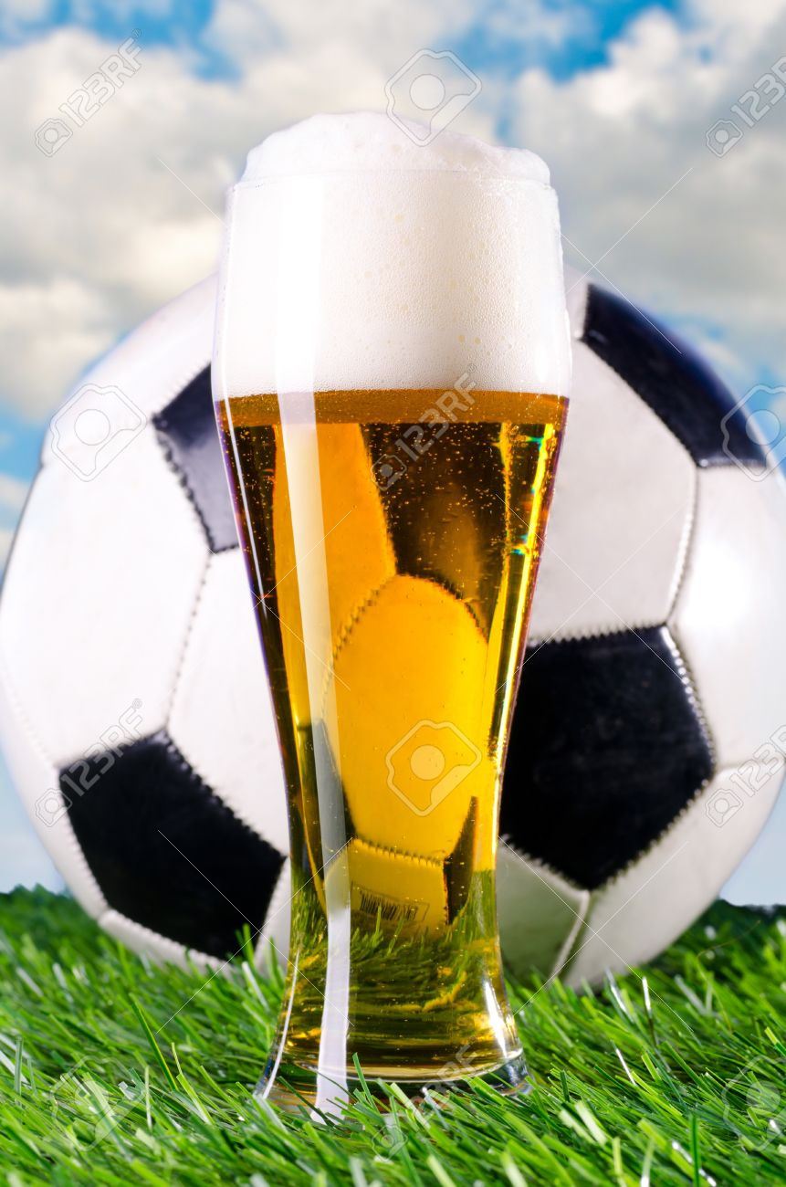 beer and sports Stock Photo - 12951803