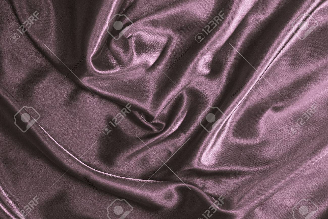 smooth silk background, purple toned Stock Photo - 20653967