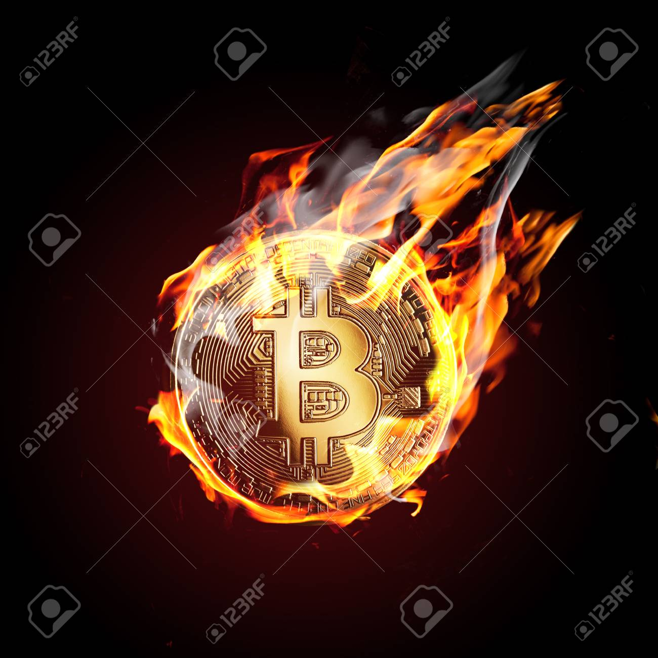 btc flame bitcoin stock td ameritrade
