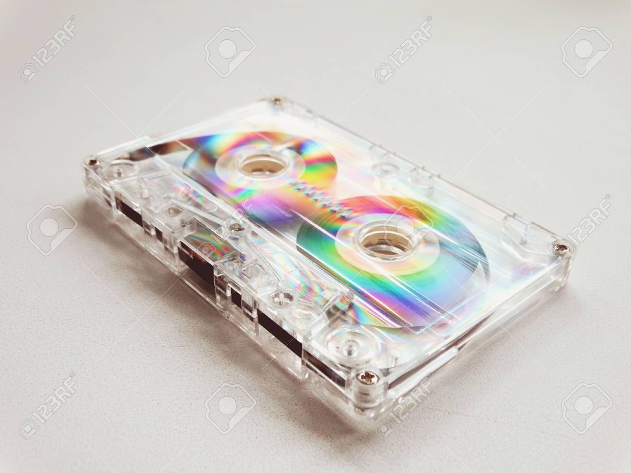 Audio Cassettes For Recorder 80s 90s 70s Retro Vintage Old Music
