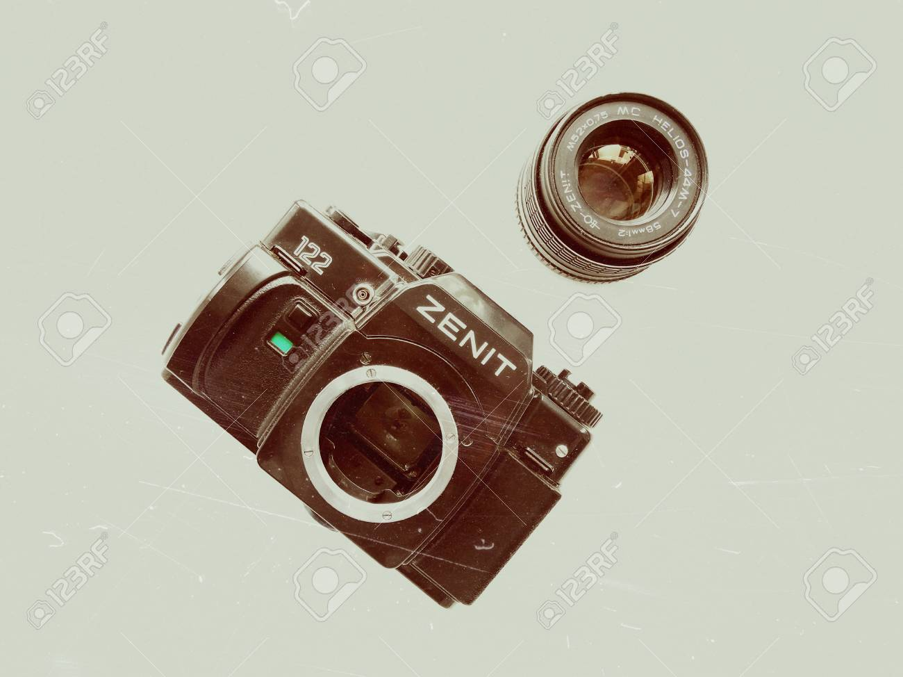 Old Camera Zenith Vintage Style Retro Background Wallpaper Photography Stock Photo Picture And Royalty Free Image Image 87413240