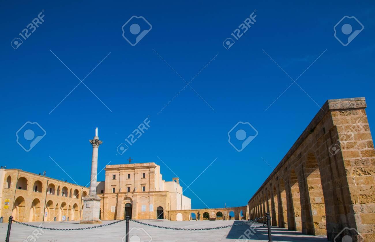 Sanctuary of Santa Maria di Leuca, Salento, Apulia, Italy - 141348443