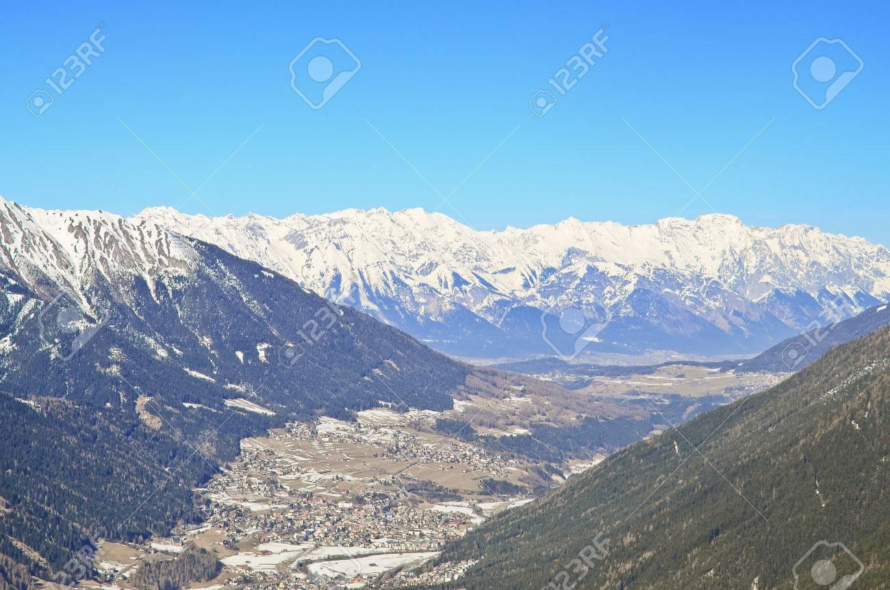 Innsbruck Ski Season Mountains Ski Resort Innsbruck