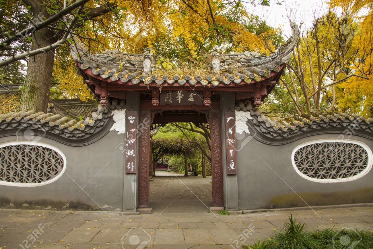 Yanhuachi Garden Was Built In The Tang Dynasty, 1300 Years Ago ...