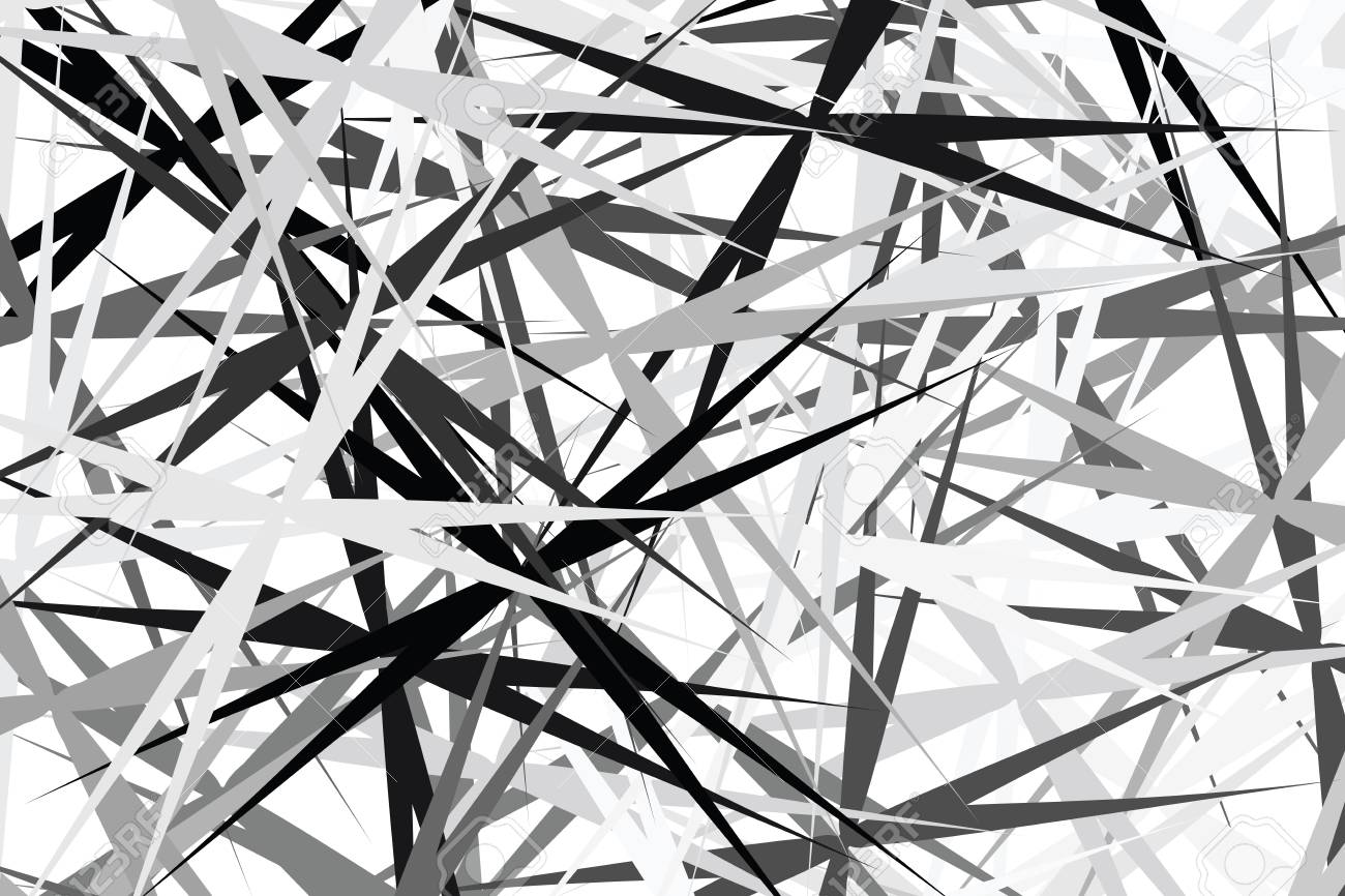 Abstract Black White Art Line Graphic For Fabric Design Background Stock Photo Picture And Royalty Free Image Image 102349497