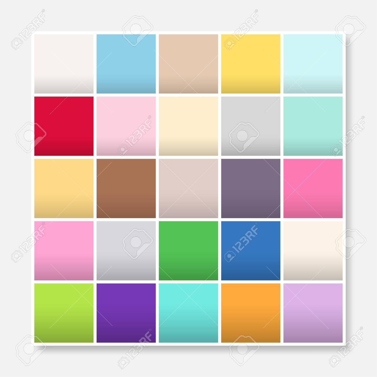 Colorful Squares Background Frame Block Soft Pastel Rainbow Color Geometric Shape Cubes