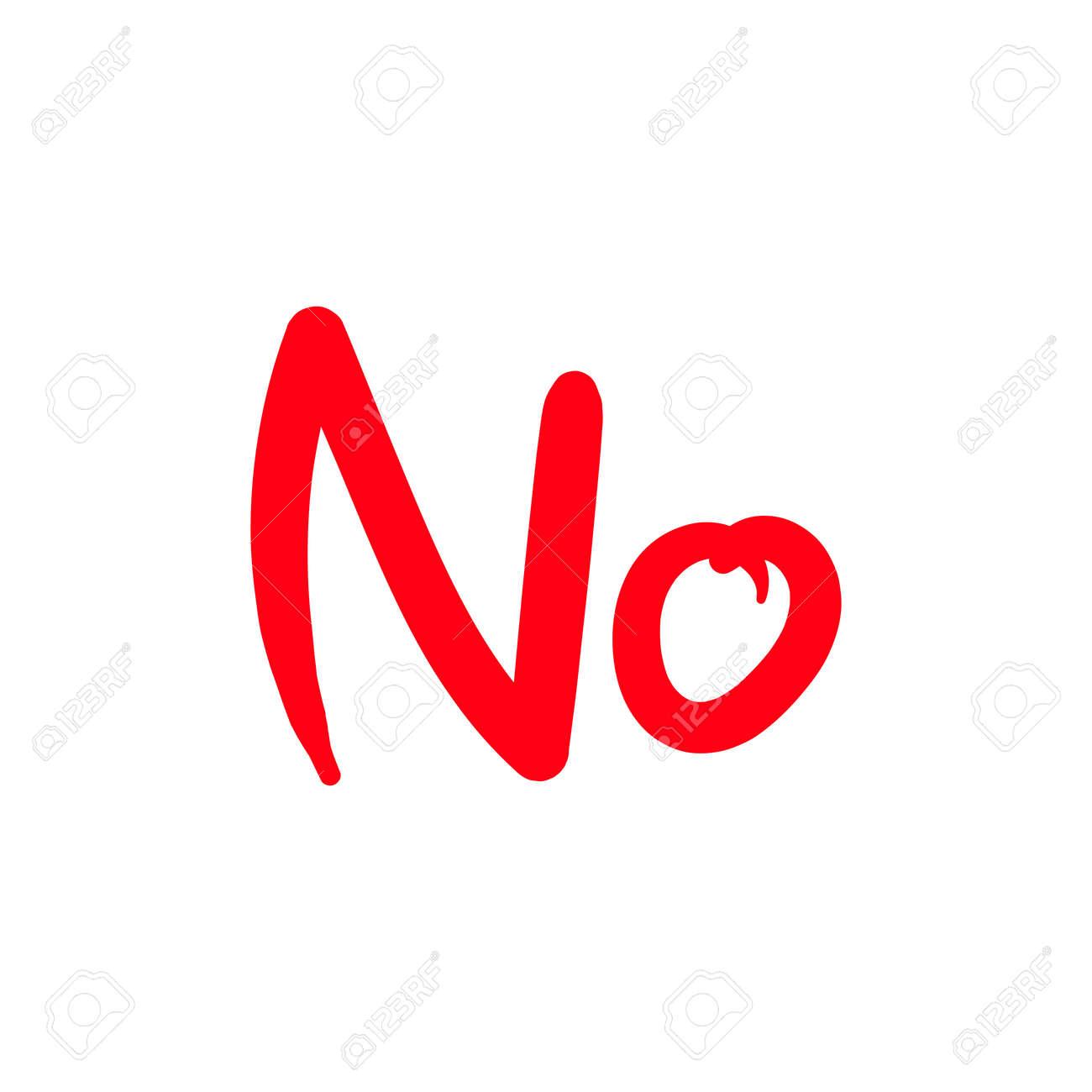No speech with hand drawn, No handwritten short phrases, No handwritten - 170120856
