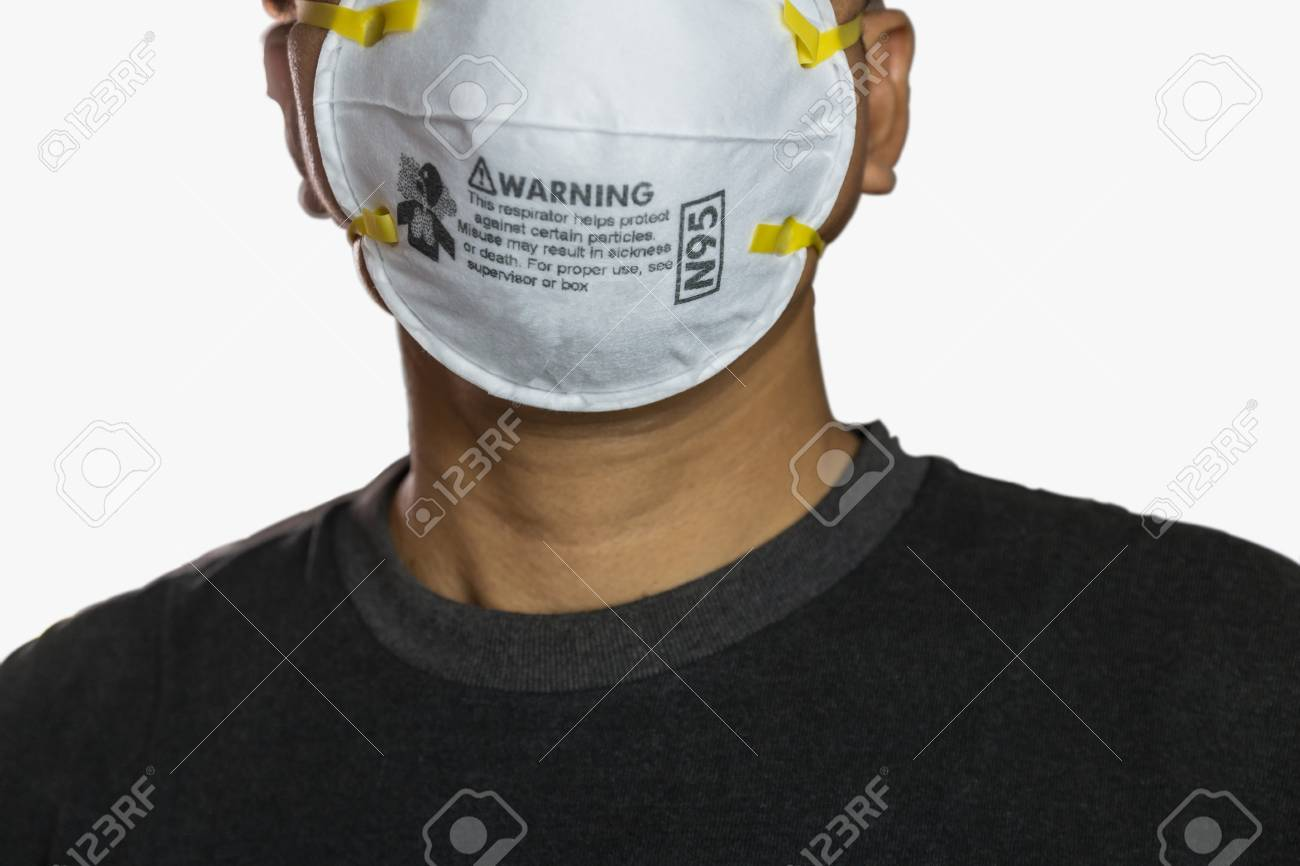 n95 face mask filter