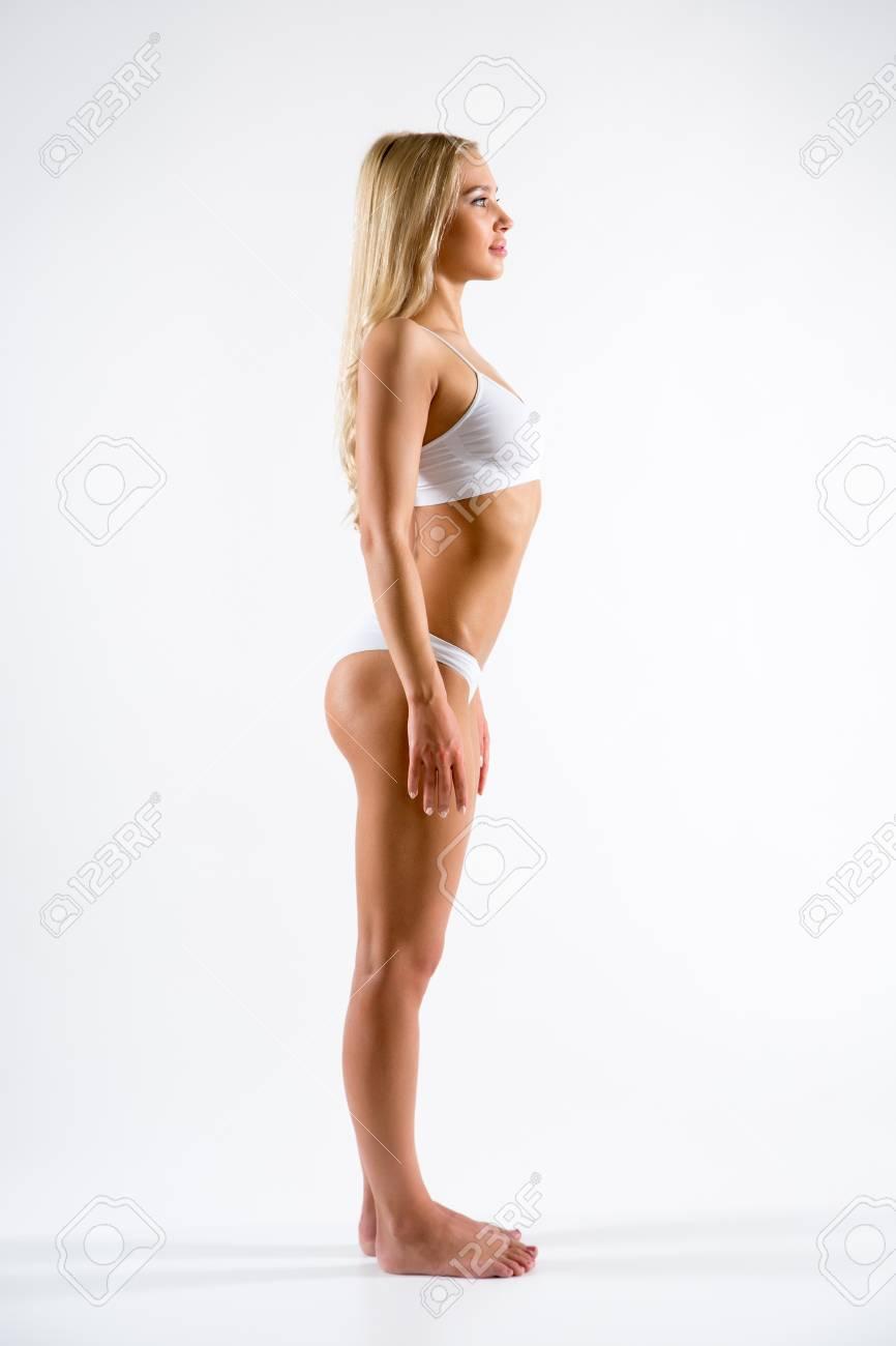Körper frau perfekte der Geniale Kampagne