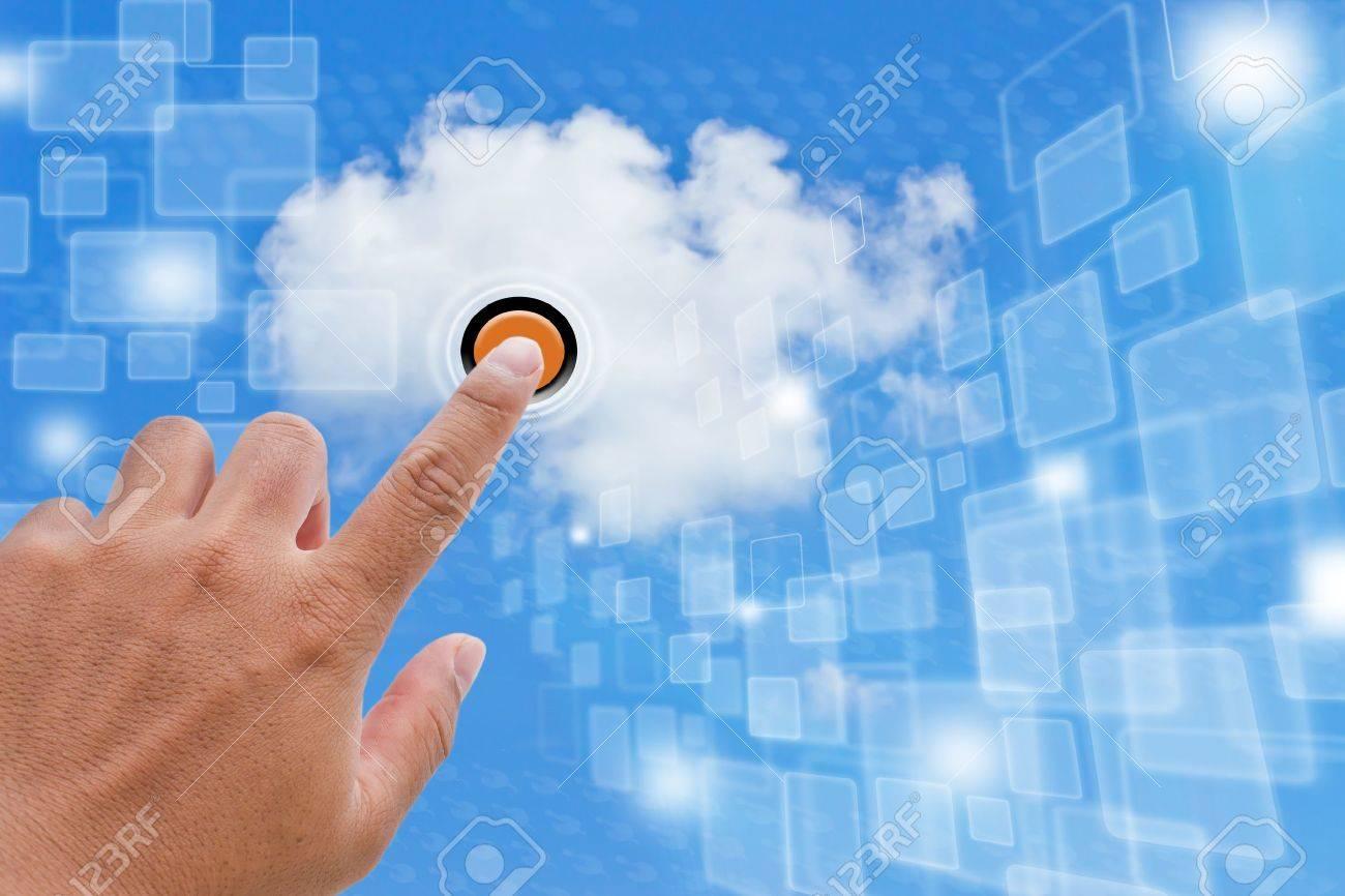 Cloud Computing Stock Photo - 14306462