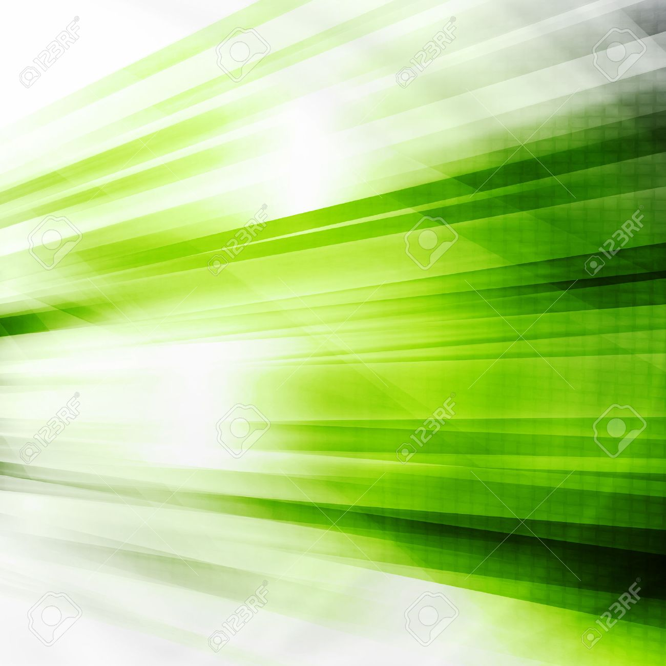 Green Abstract Background Design - 23040365