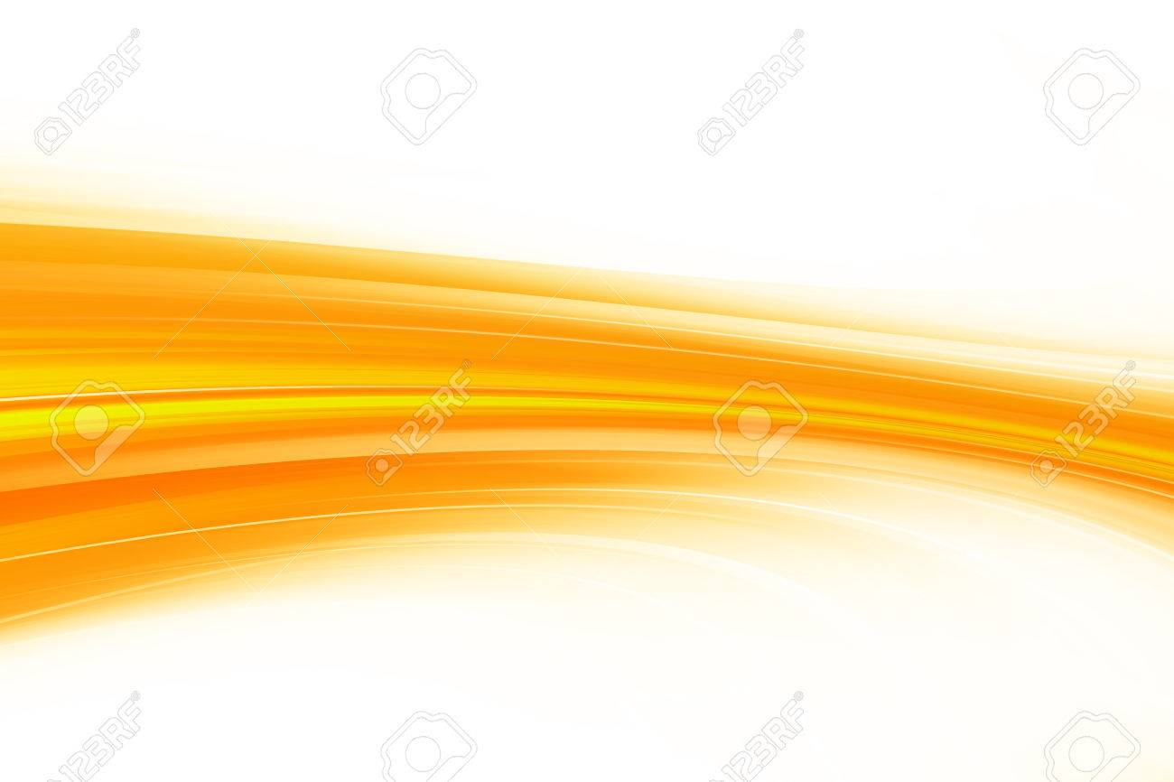 Abstract Yellow Background Design - 36104758