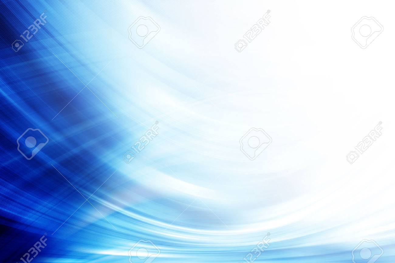 Blue Abstract Background - 50113299