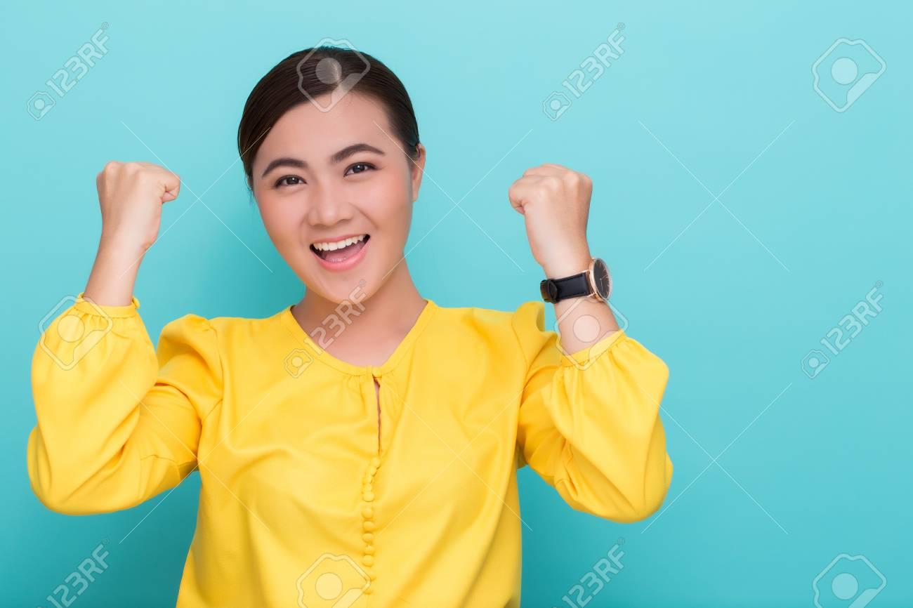 When a Woman Feels Happy 58