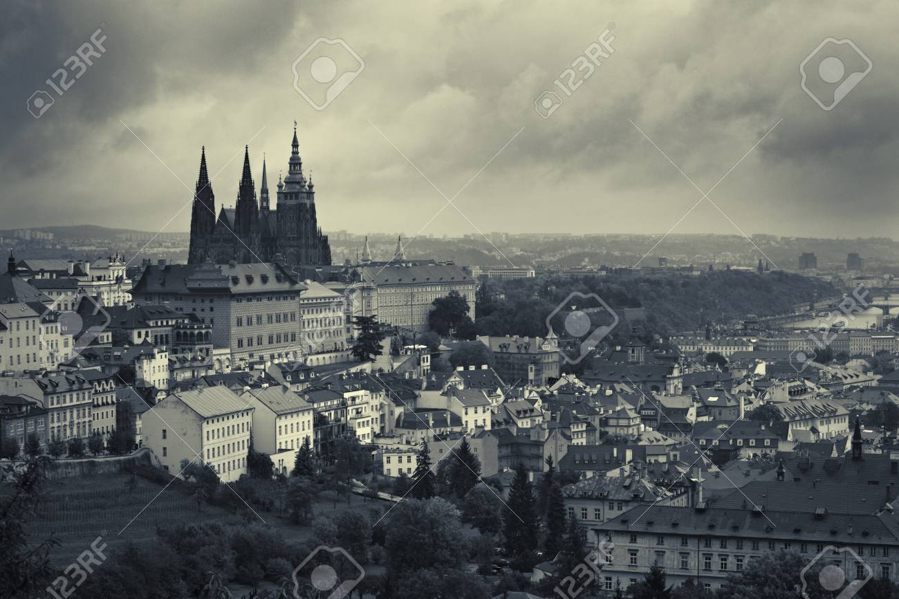 Prague, Czech Republic Stock Photo - 18947951