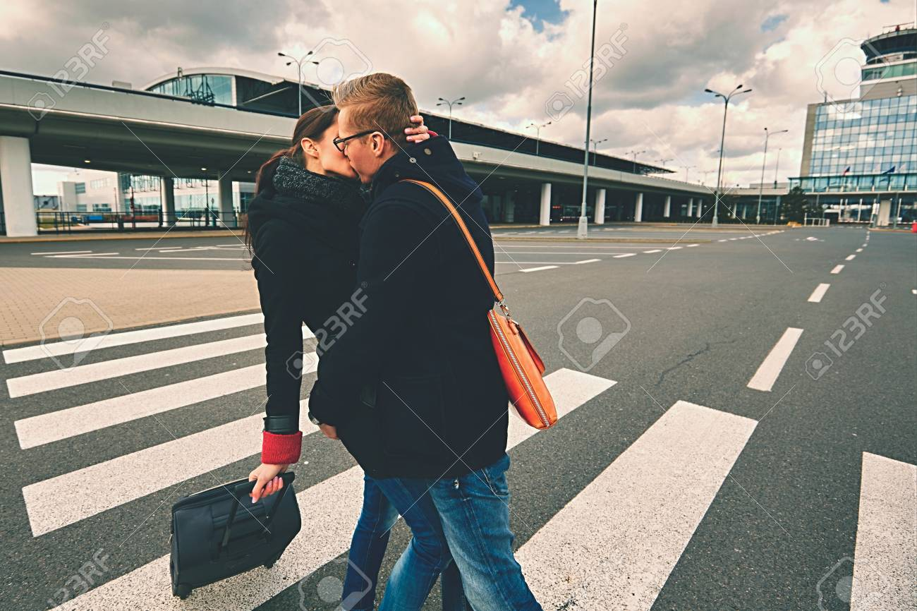 rencontre amoureuse aeroport