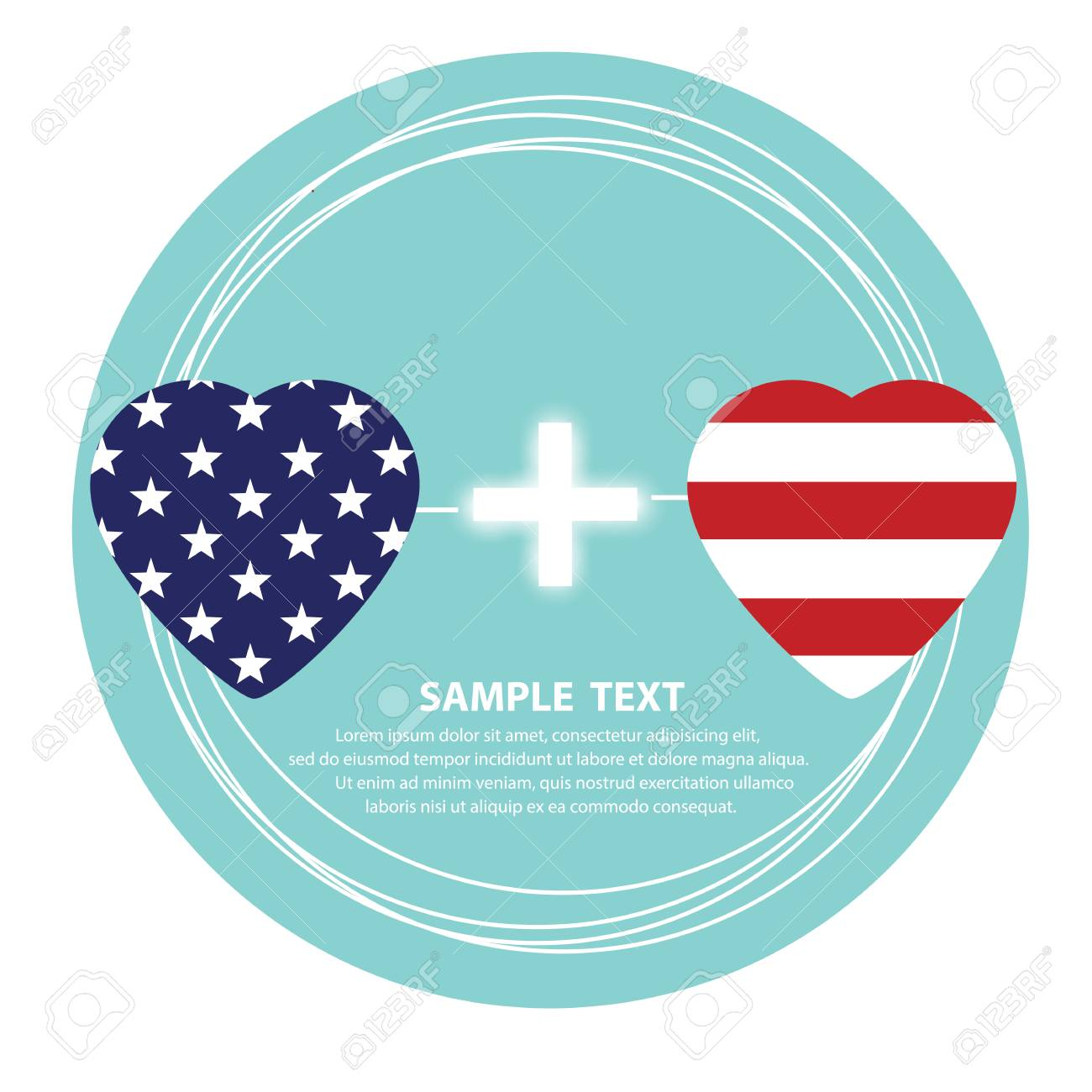 528ad3ba840 symbol USA. vector illustration Stock Vector - 68284949