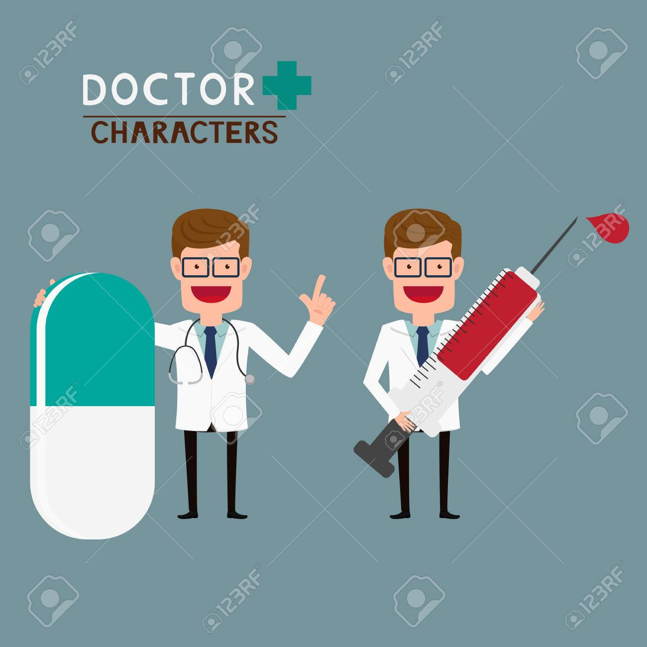 Doctor characters. - 42217831