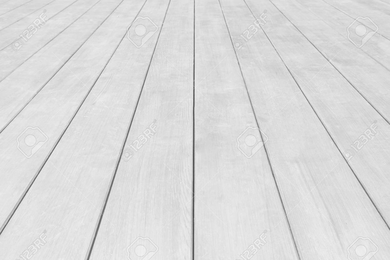 perspective white wood panel background selective focus stock