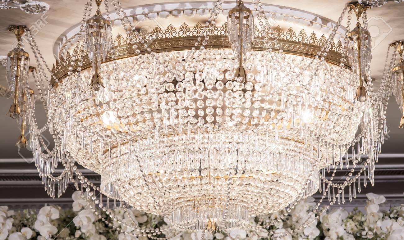 big chandelier - 17957224