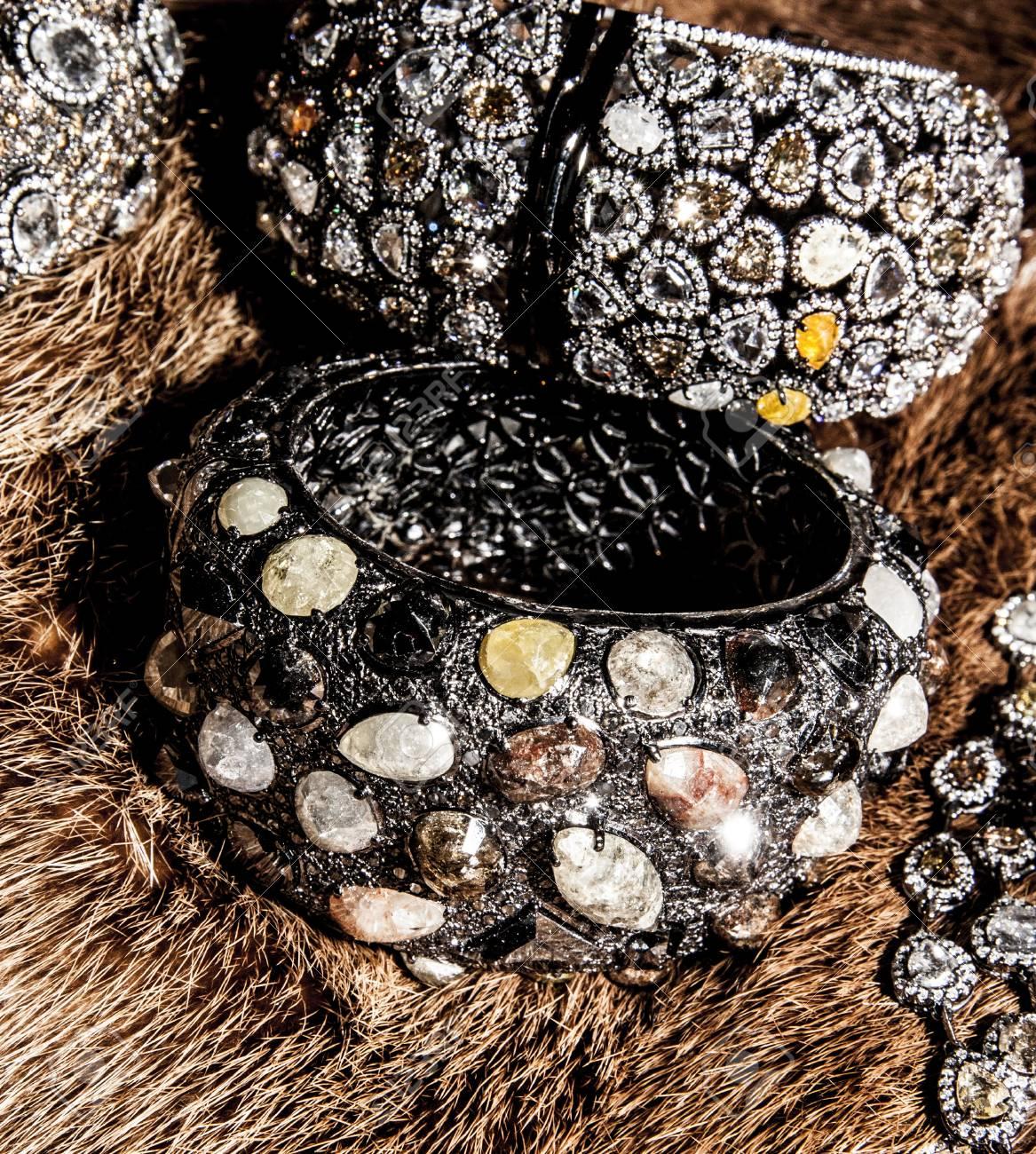 Luxury jewelry Stock Photo - 18808539