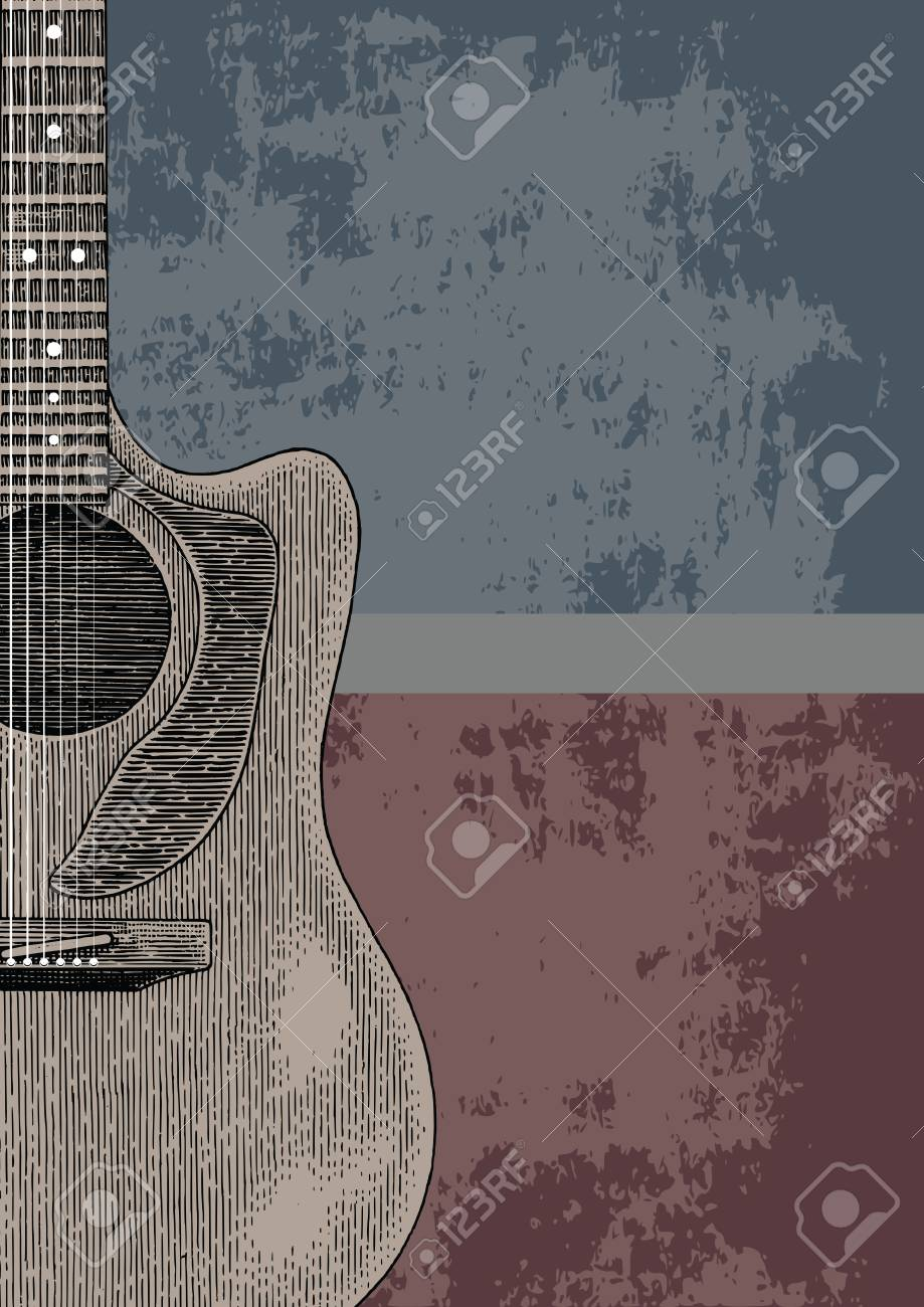 acoustic guitar template images.html