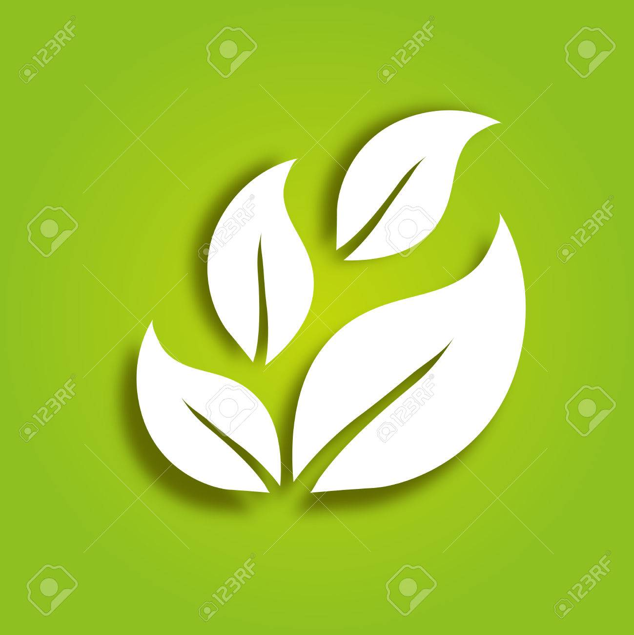 Eco paper leaves symbol of nature royalty free cliparts vectors eco paper leaves symbol of nature stock vector 23650487 biocorpaavc Gallery
