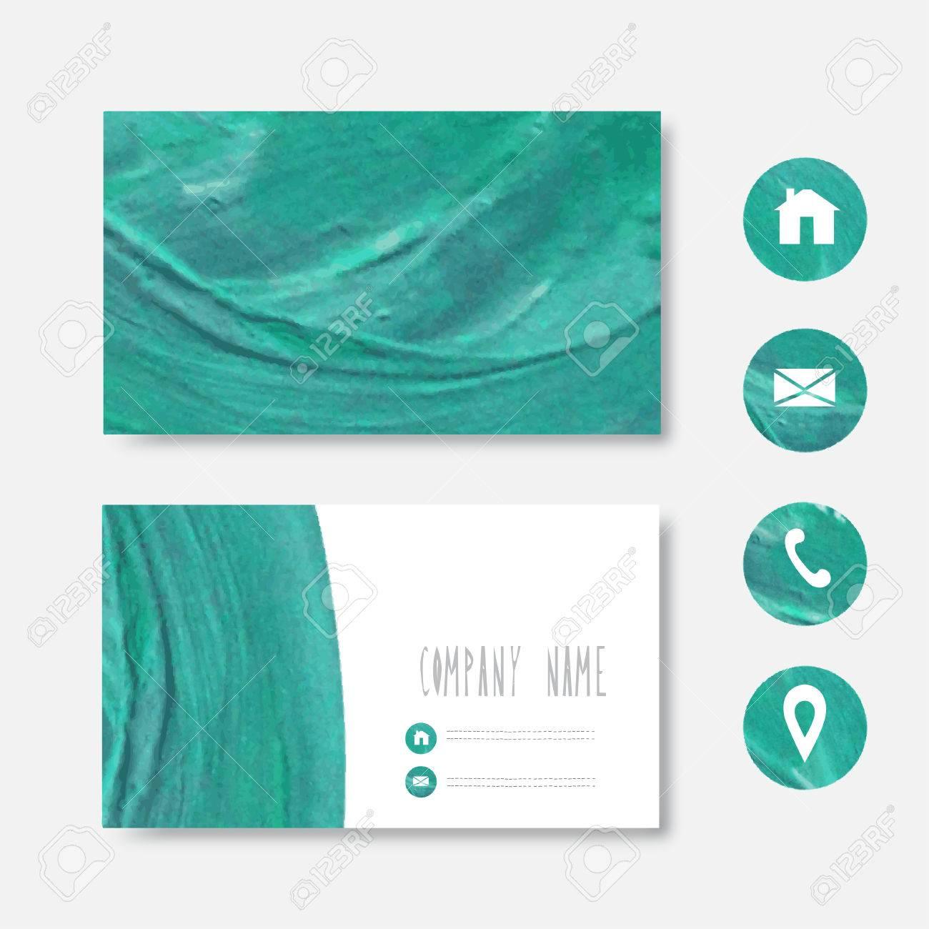 Großzügig Visitenkarten Hintergrund Vorlagen Ideen - Beispiel ...