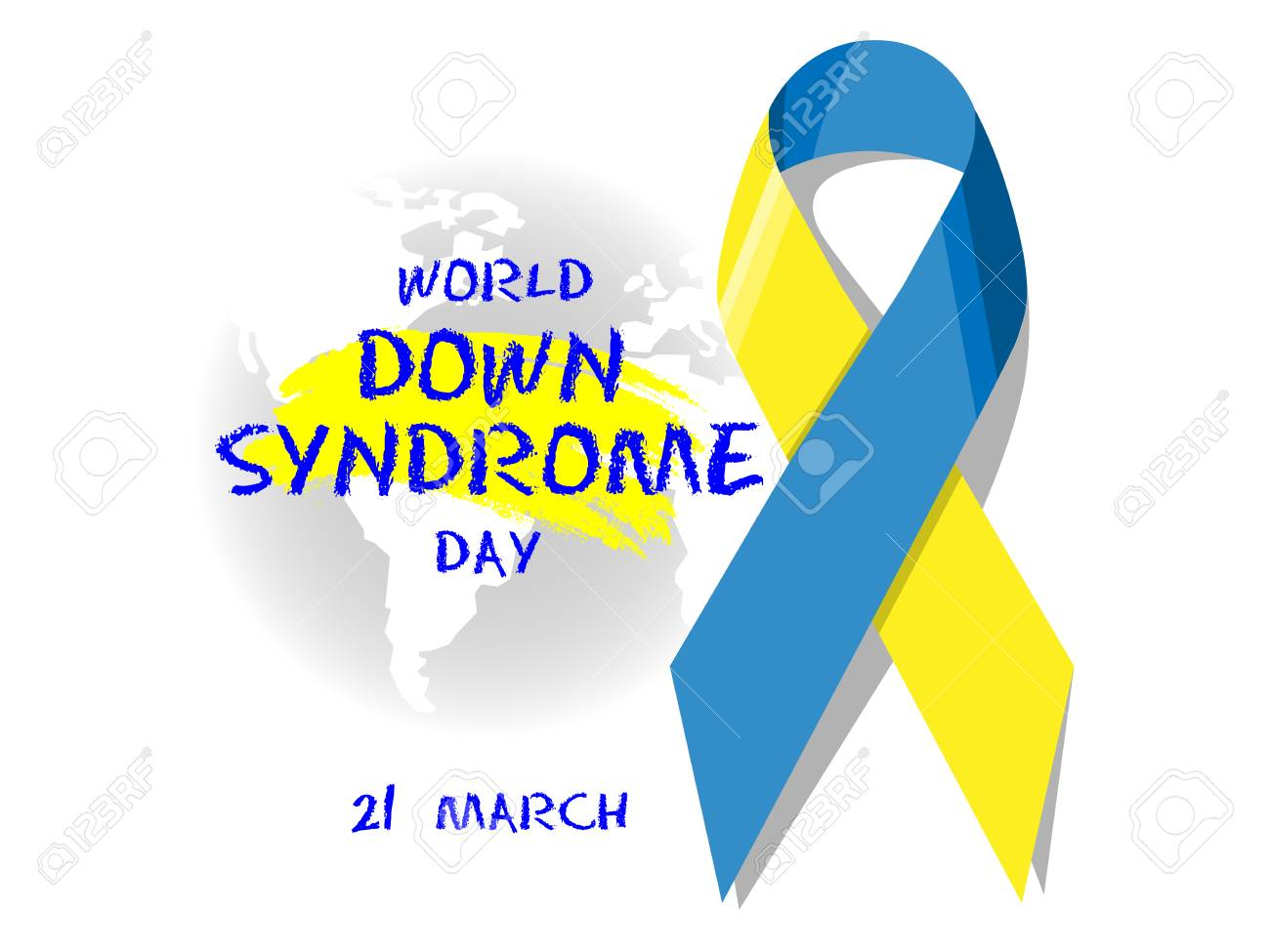 World Down Syndrome Day - 121193836